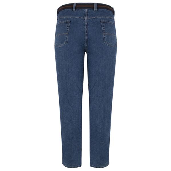 Pionier spijkerbroek blauw